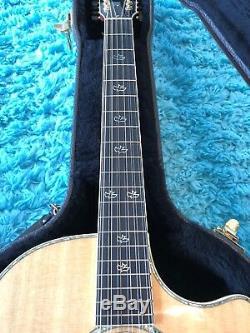 Taylor 954CE L3 Maranatha Worship Leader LTD Ed. Acoustic Electric Guitar RARE