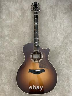 Taylor Acoustic Guitar 814ce Sunburst 2017
