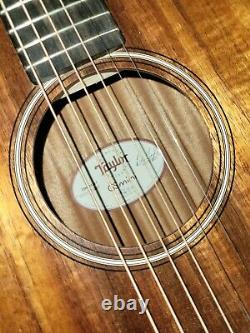 Taylor GS Mini-e Koa 6 String Acoustic-Electric Guitar GREAT condition