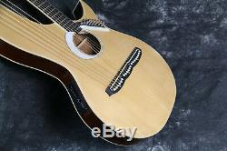 Top Quality 20 Strings Harp Acoustic Guitar Spruce Top