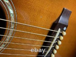 Used Gibson 2006 Left Handed CJ-165 Acoustic Electric Guitar with Gibson Case-Su