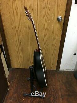 Vintage Ovation Acoustic Guitar