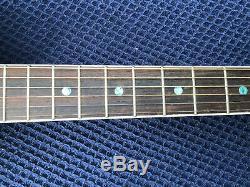 Vintage Takamine EF360SC acoustic/electric guitar