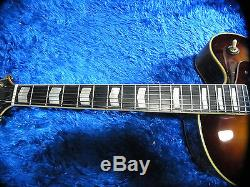 Vintage Yamaha AE-18 ae18 Semi Acoustic Electric Guitar withcase Japan 1227