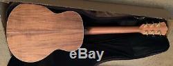 Washburn COMFORT G-MINI 55 KOA Acoustic Guitar, WCGM55K-D-U, Brand New in Box