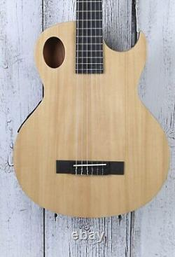 Washburn EACT42S Thinline Classical Nylon String Acoustic Electric Guitar