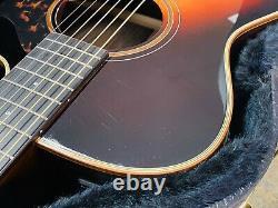 Yamaha AC3R Tobacco Sunburst Electric Acoustic Guitar WithHard Case 69809-1