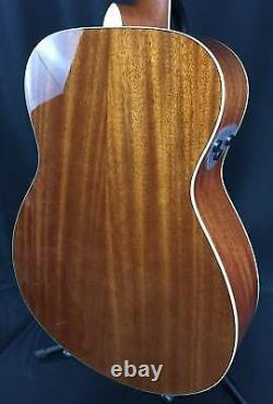 Yamaha FSTAVT TransAcoustic Folk Size Acoustic-Electric Guitar Vintage Tint
