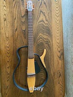 Yamaha SLG100S Silent Guitar